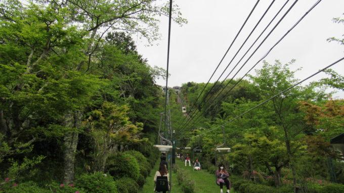 笠松公園リフト